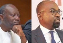 IMF boss and Ken Ofori-Atta