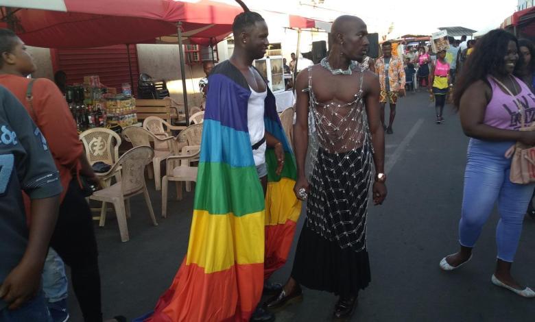 LGBT community Ghana