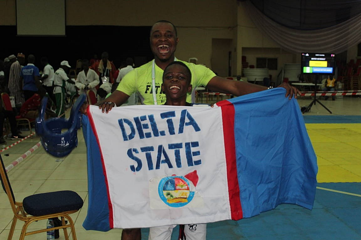 Delta State wins fifth record National Youth Games