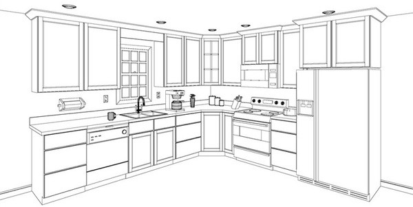 ASA Provides 3D Design To Envision Your Kitchen