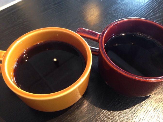 グッドモーニングカフェのコーヒー