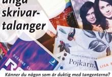 Målgrupp unga skrivare i Dalsland