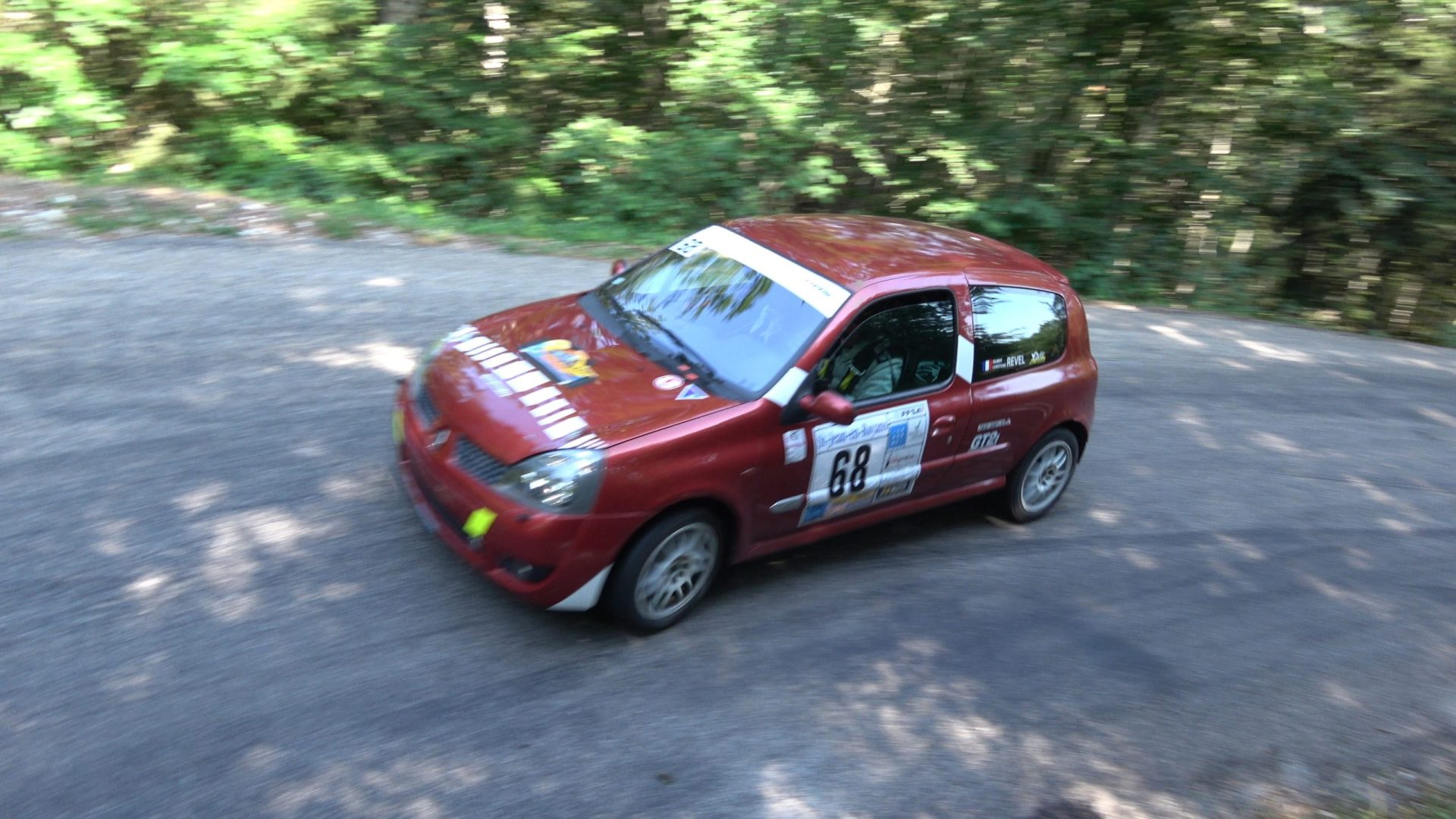 Clio 2 RS Groupe N