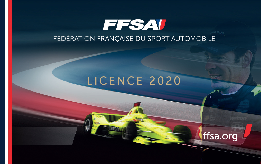 FFSA Licence 2020