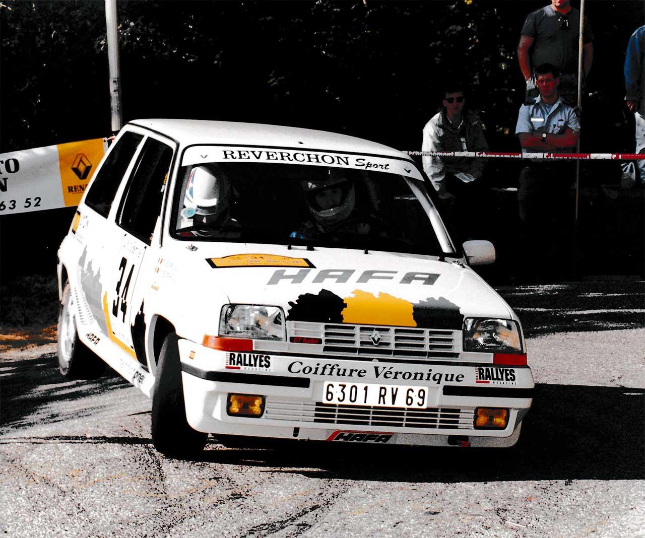 Super 5 GT Turbo, Christian REVERCHON