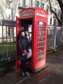 londres telephone