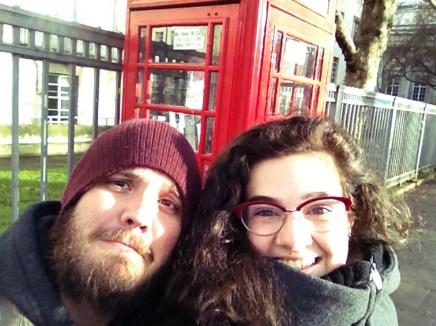 selfie telephone london