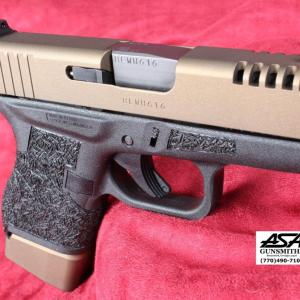 ASA preferred Custom Carry G43