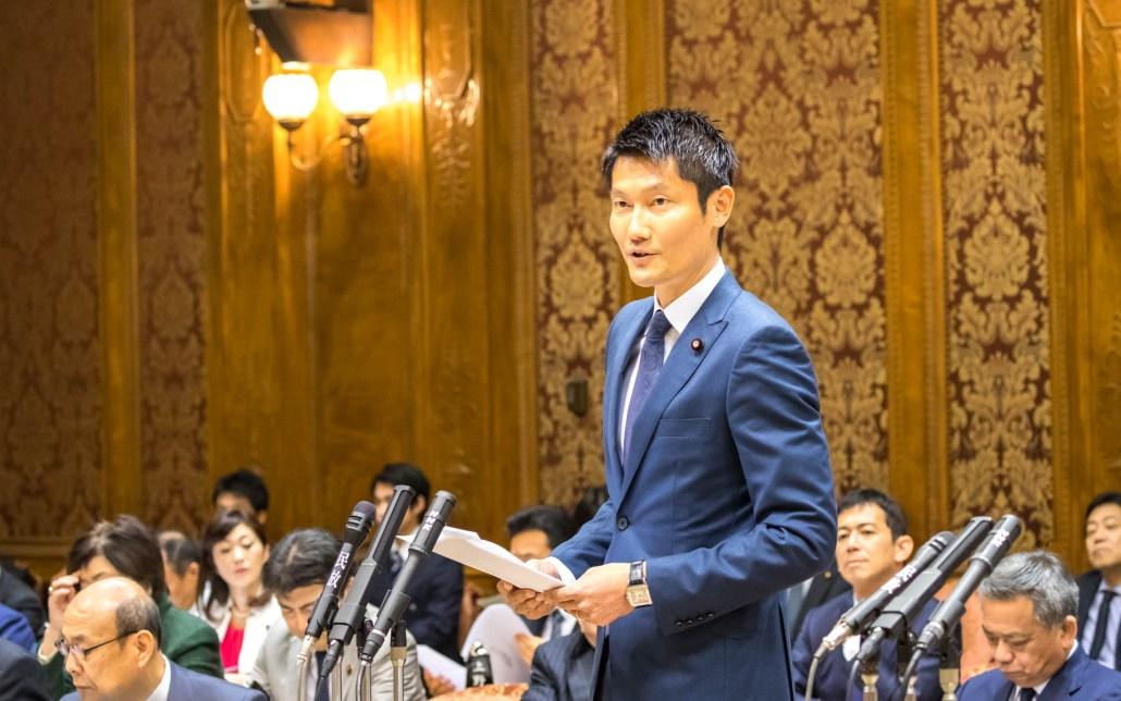 初の国会本会議 2017年(平成29年)