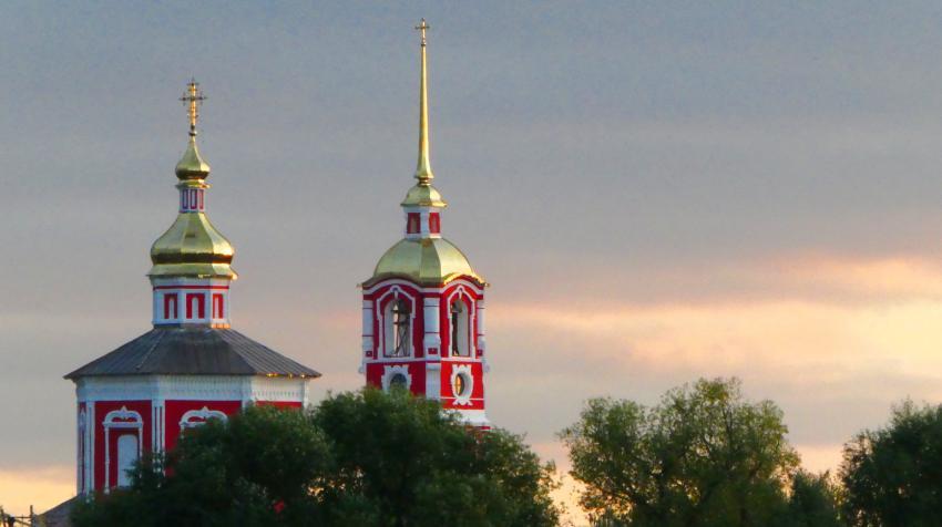 Suzdal Samara Shiryaevo