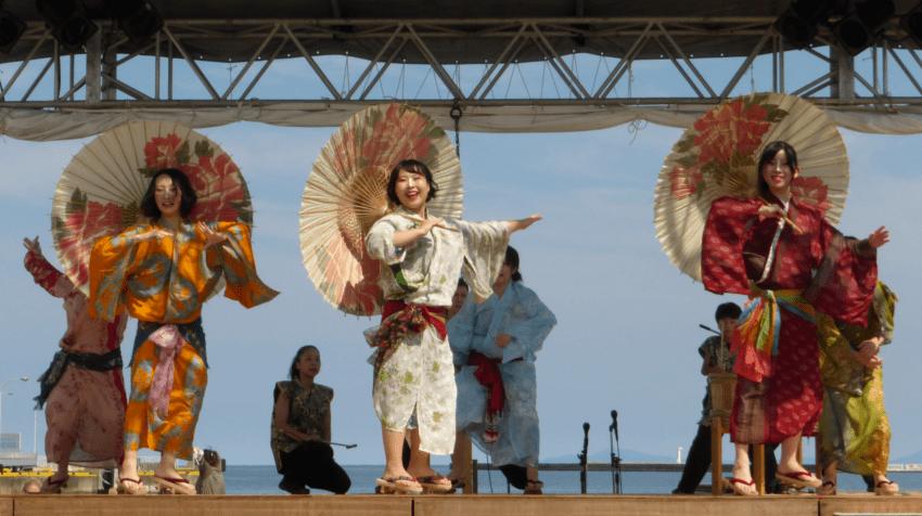 Earth Celebration Destacada - Festival de Tambores Japoneses