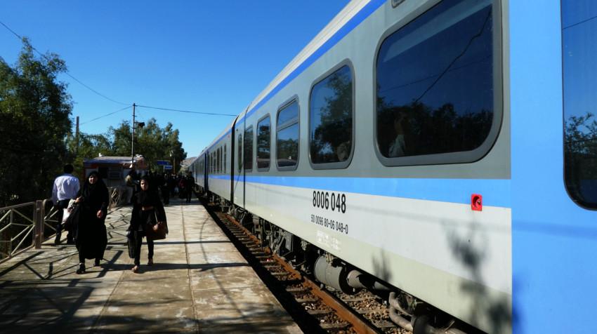 Tren a Dorud - Lorestan