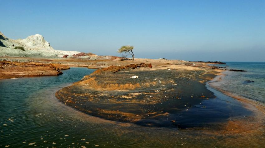 que ver en iran - Isla de Hormuz