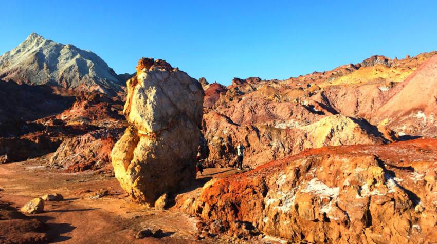 que ver en iran - Minerales Hormuz