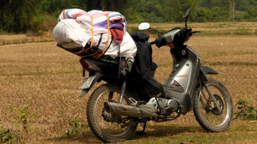 Motos en Vietnam - Destacada