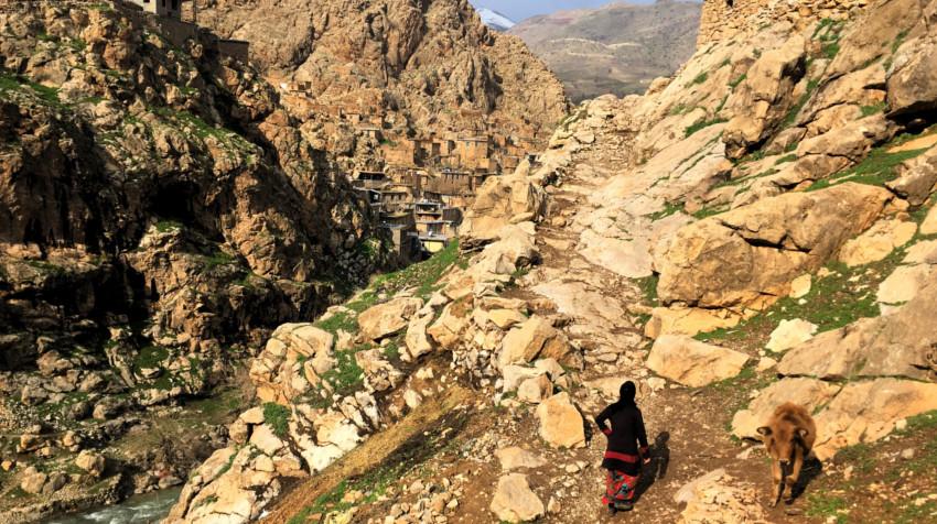 qué ver en Irán - Palangan - Kurdistan