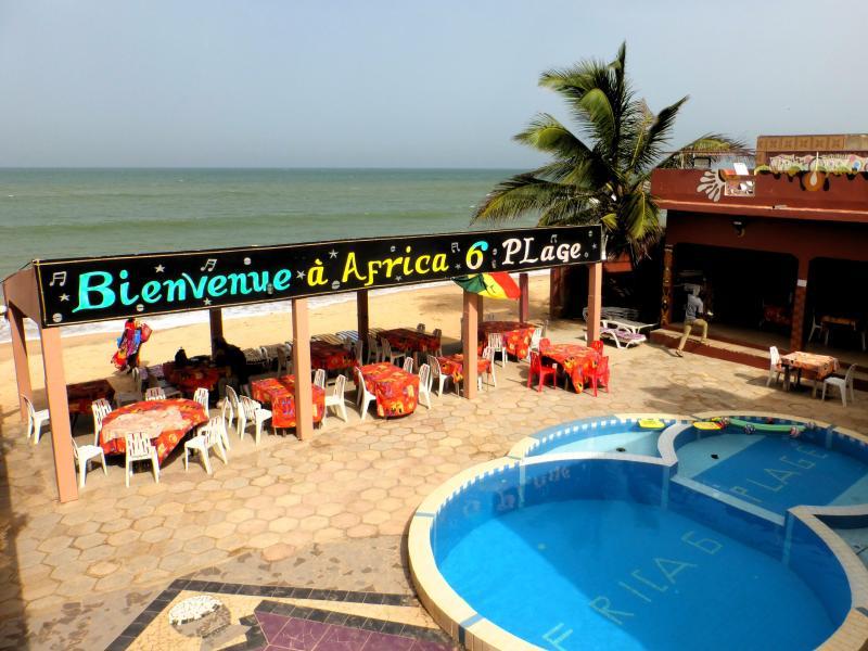 Africa 6 Plage de playa de Somone