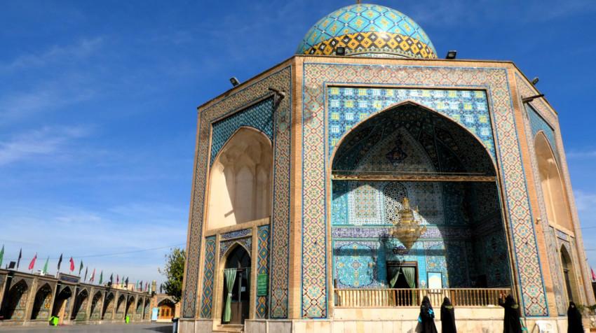que ver en iran - Qazvin