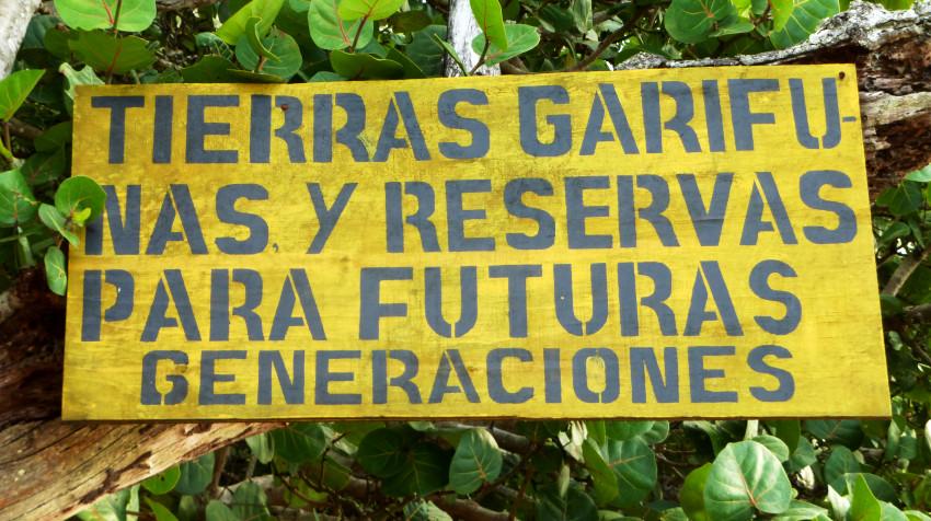 Turismo sostenible y Garifunas Honduras