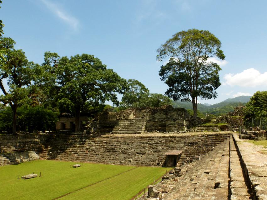 Ruinas de Copán 1