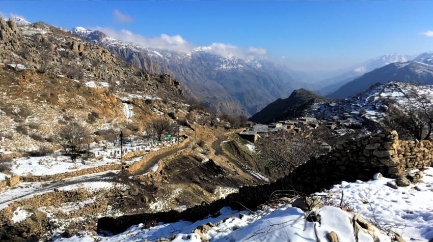 iran off the beaten path - Sapir - Howraman - Kurdistán