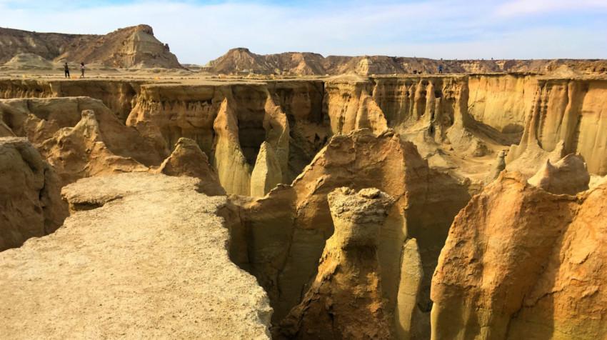 Irán turismo - Stars Valley - Isla de Qeshm