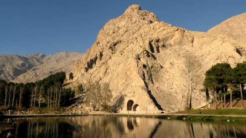 iran turismo - Taq-e-Bostan - Kermanshah