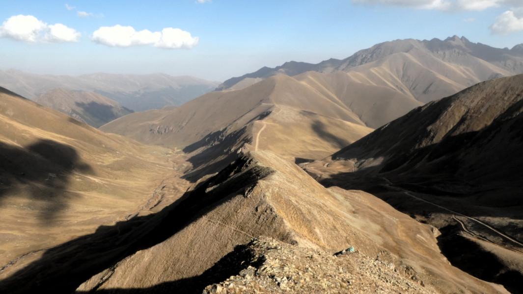Trekking Caucaso Ruso - Teberda - 5 Lagos - 2-1