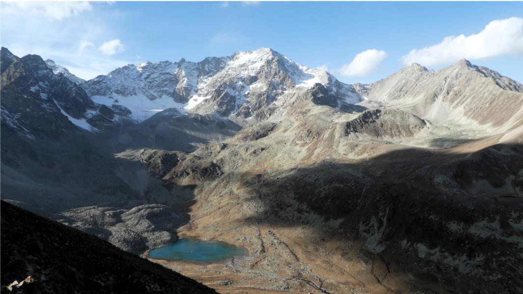 Trekking Caucaso Ruso - Teberda - 5 Lagos - 3