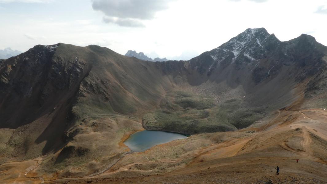 Trekking Caucaso Ruso - Teberda Bielais Panakha - 3