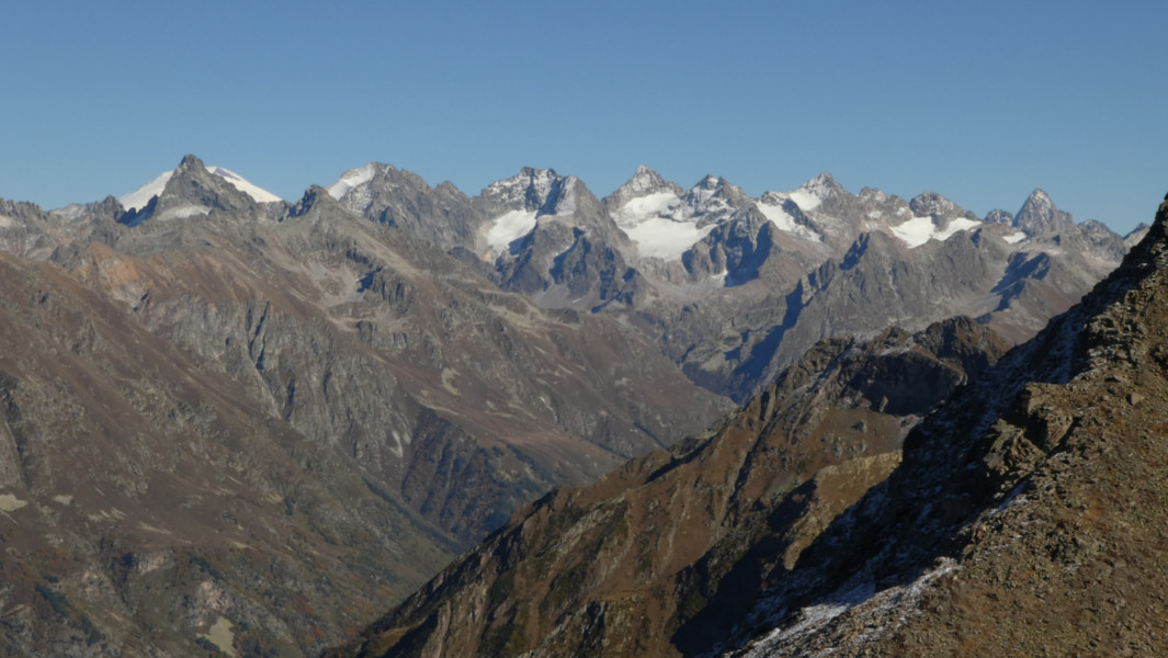 Trekking Caucaso Ruso - Dombay Arlededores 1