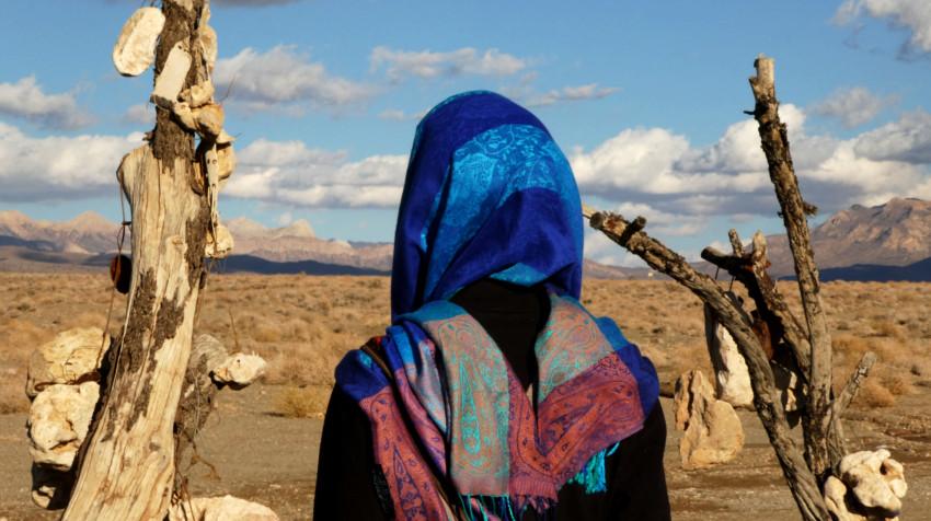 Mujeres Iranies - velo - hijab