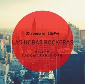 Las Horas Rockeras @ takoma radio | Washington D. C. | Distrito de Columbia | Estados Unidos