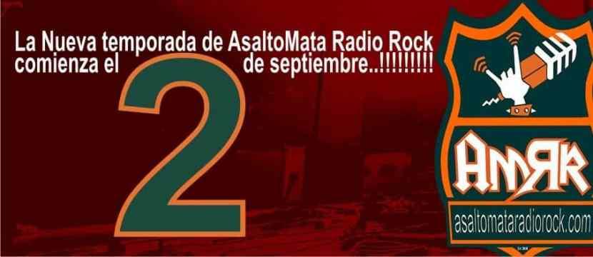 AsaltoMata Radio Rock 2ª temporada