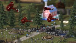 Toy Soldiers : War Chest, bombardement biplans