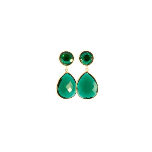 Mary Golden Emerald hängande