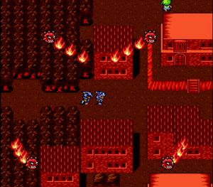 ファイナルファンタジー4 攻略 ミストの洞窟