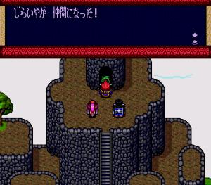 【カブキロックス(スーパーファミコン)】攻略 魔の山、カマがえるとの戦い