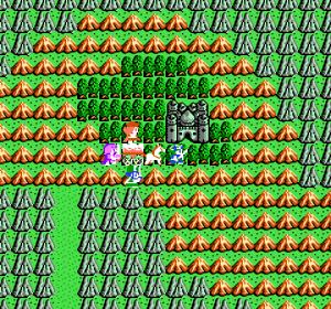 ドラゴンクエスト4 攻略 マグマの杖