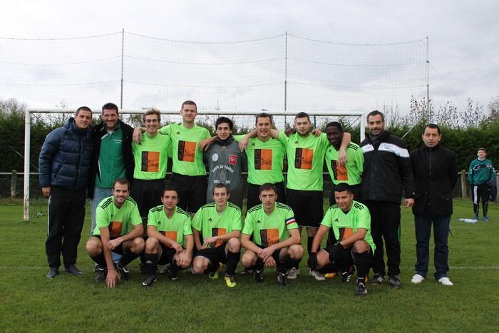 As Andolsheim Séniors 2 Saison 2014 -2015