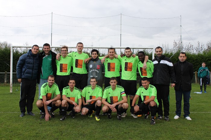 As Andolsheim Séniors 2 Saison 2014 -2015