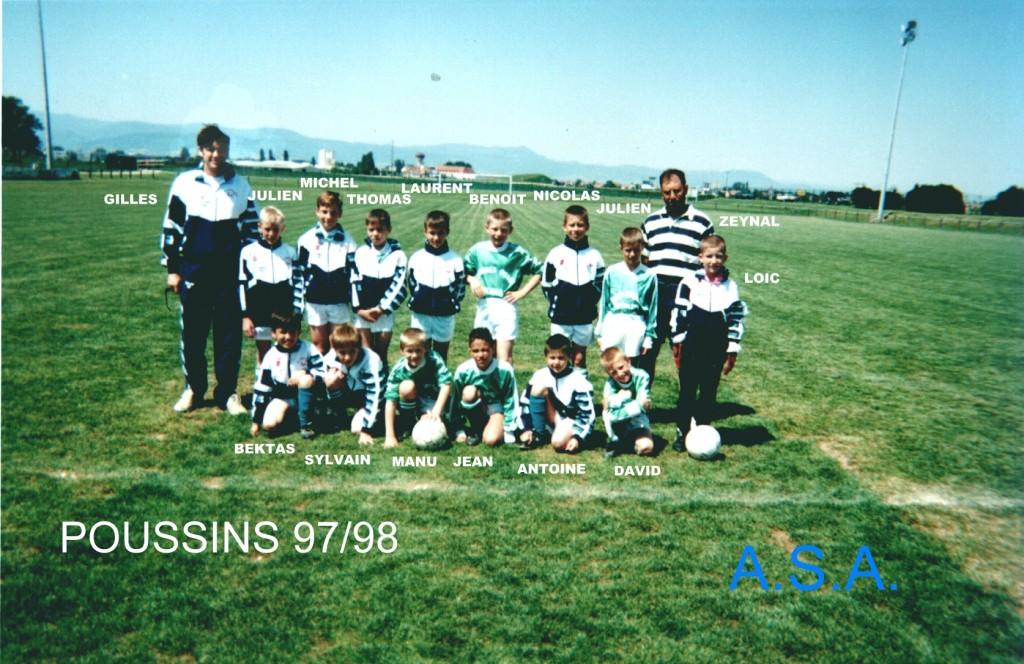 Poussin 97-98