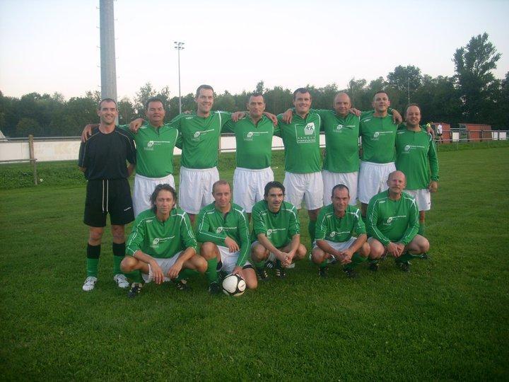 Vétérans 2010-2011
