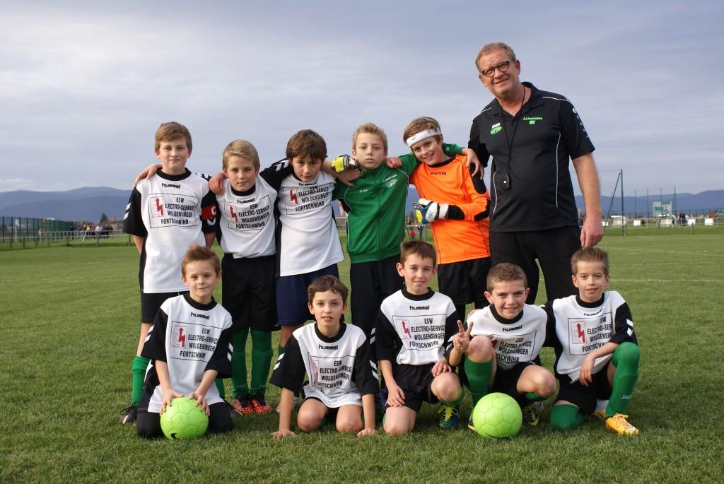 U 11 équipe 2 2015