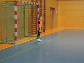 As Andolsheim U 11 tournoi salle Wintzenheim