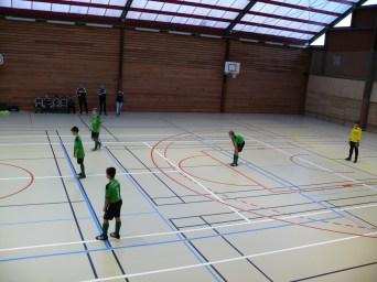 As Andolsheim U 13 promo Foot salle Ribeauville