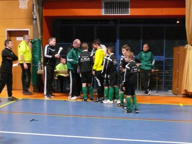 As Andolsheim U 13 tournoi Salle Wintzenheim