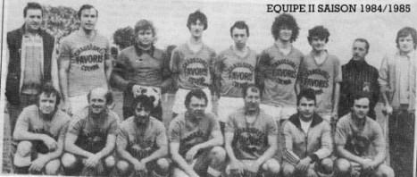 Asa Séniors 2 1984-1985