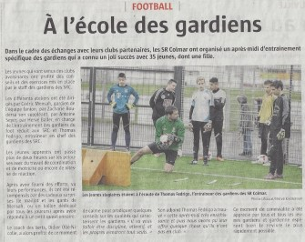 as andolsheim article L'Alsace 090316