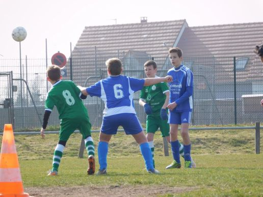 as andolsheim U 13 ostheim 21
